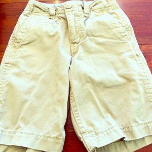 Boys Gap Khaki Shorts